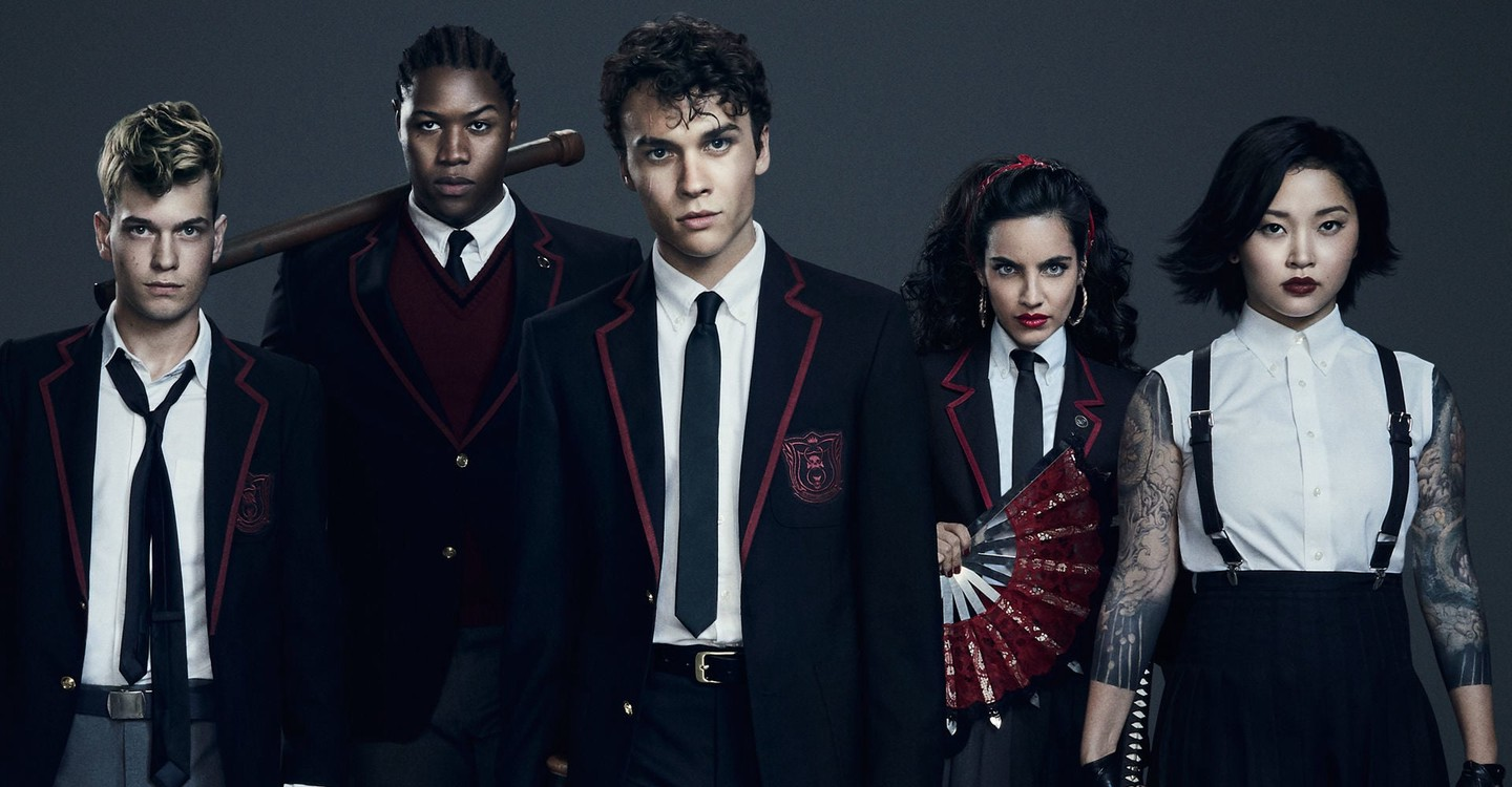 Image result for deadly class