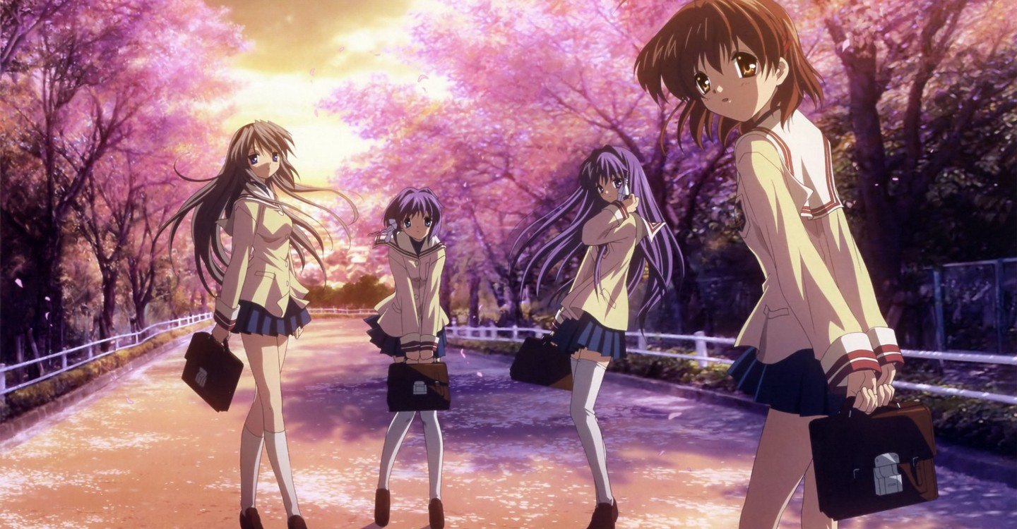 Clannad Watch Tv Show Streaming Online