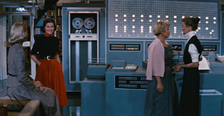 Desk Set (1957) Comedy, Romance