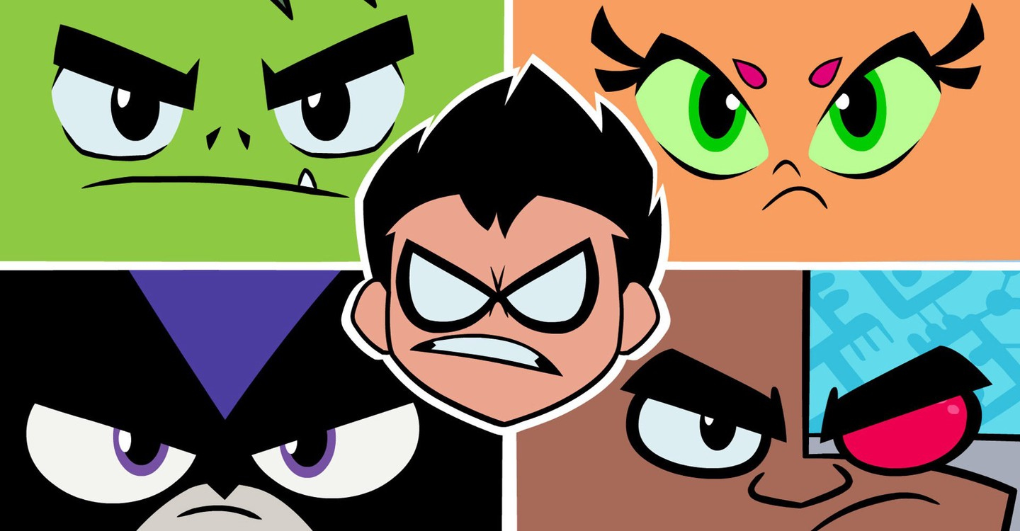 Teen Titans Go! backdrop 1