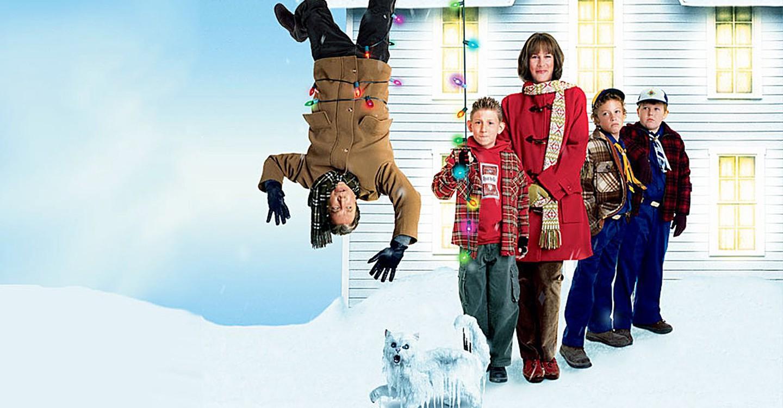 Crăciunul cu familia Krank