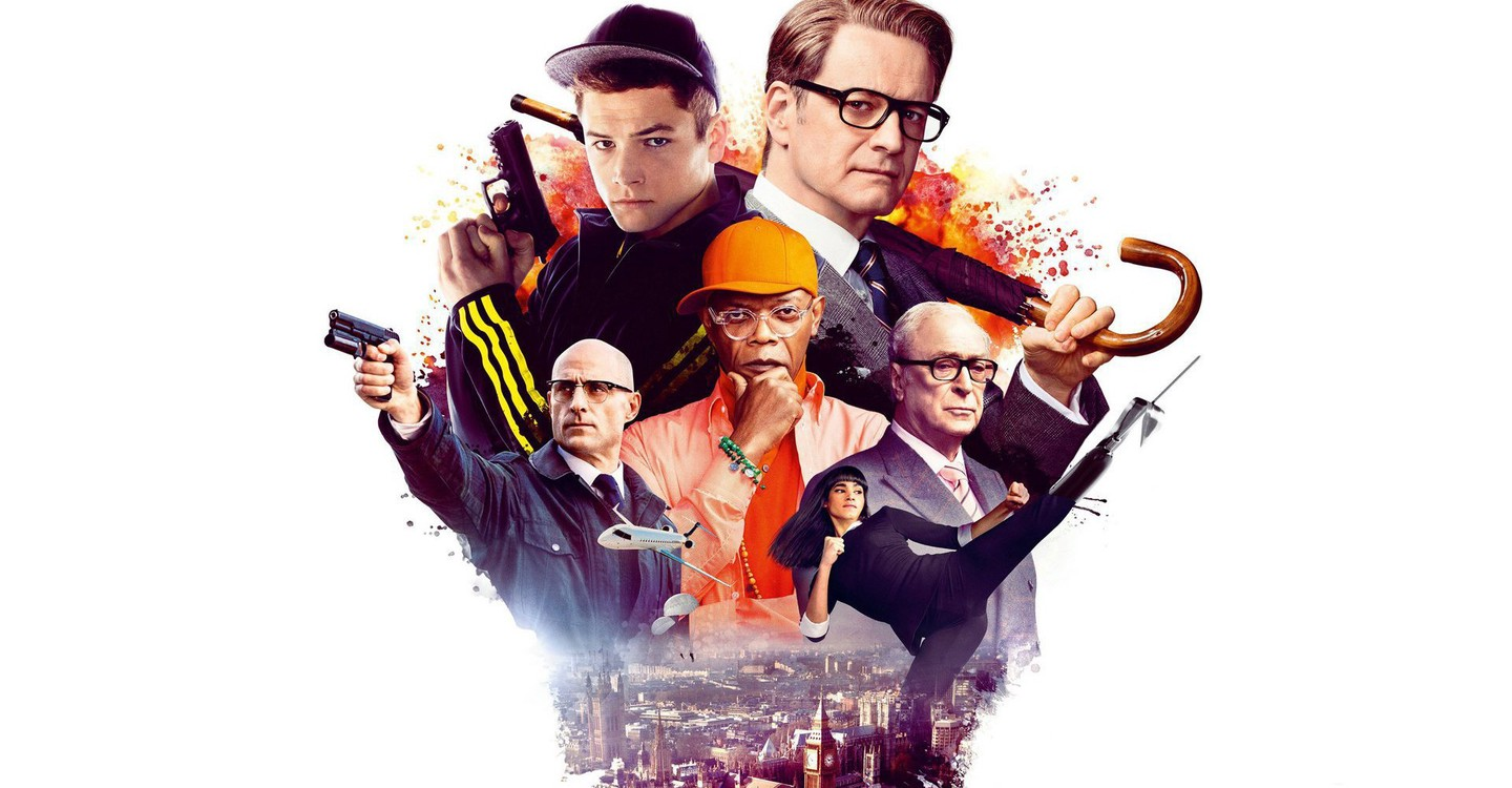 Kingsman: The Secret Service backdrop 1