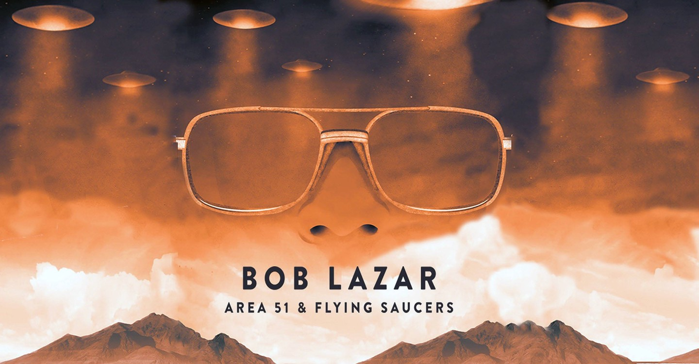 Bob Lazar: Area 51 and Flying Saucers