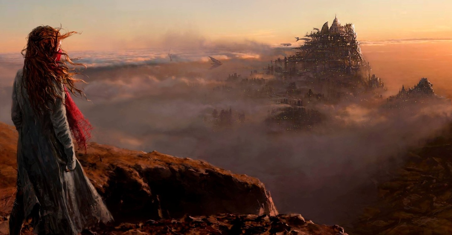 Mortal Engines (Máquinas mortales) backdrop 1