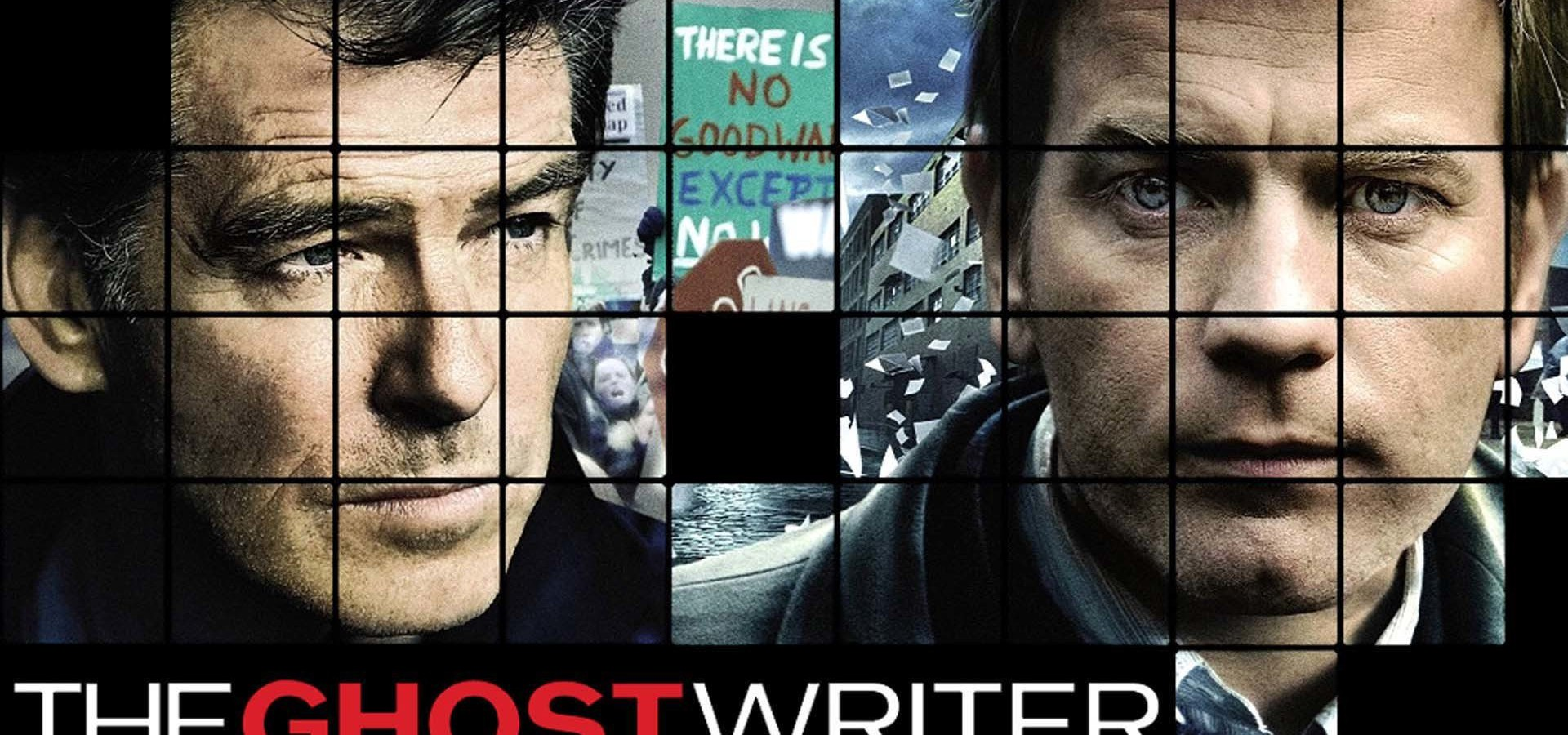 El escritor (The Ghost Writer)