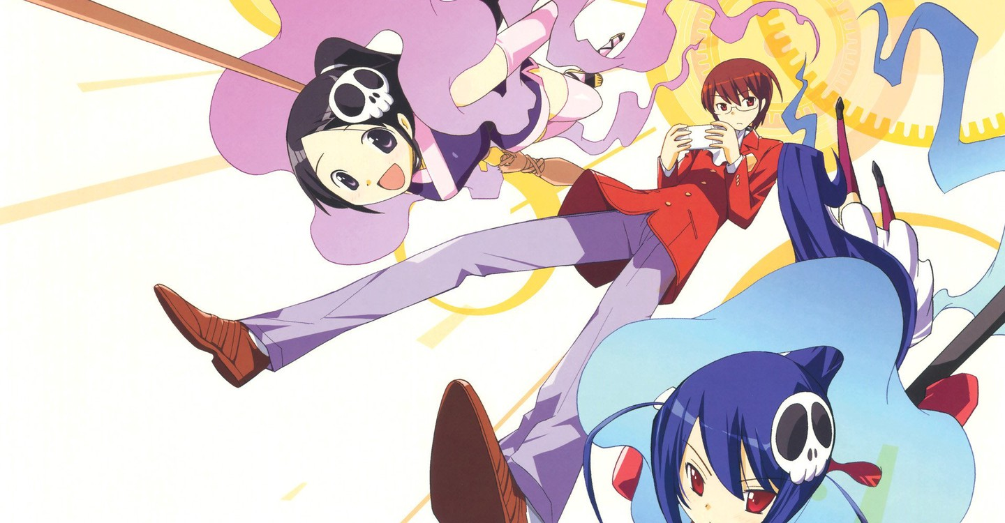 The World God Only Knows Season 3 Episodes Streaming Online