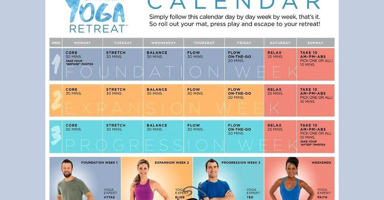 3 Week Yoga Retreat - streaming tv show online