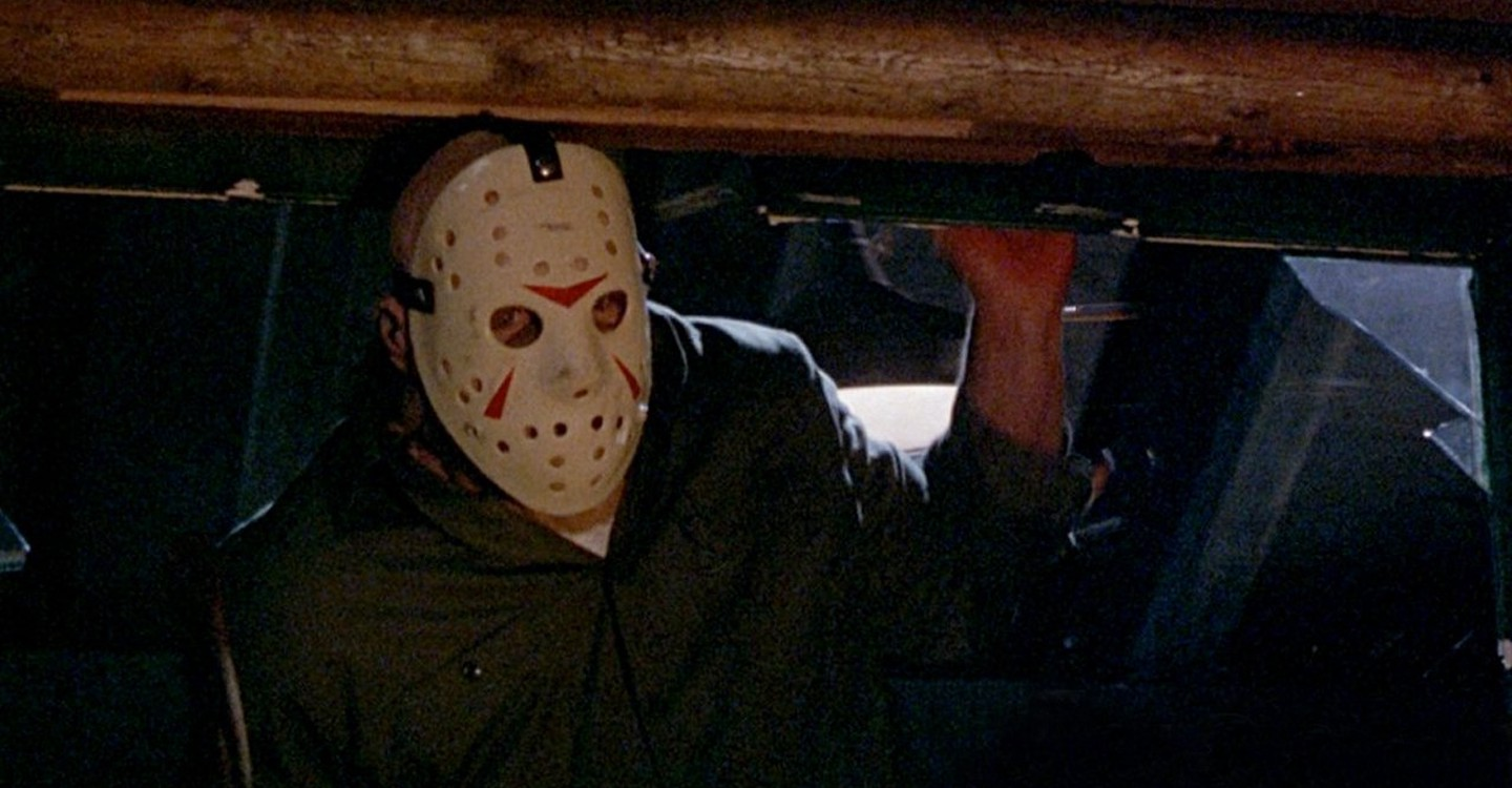 Friday the 13th Part III backdrop 1