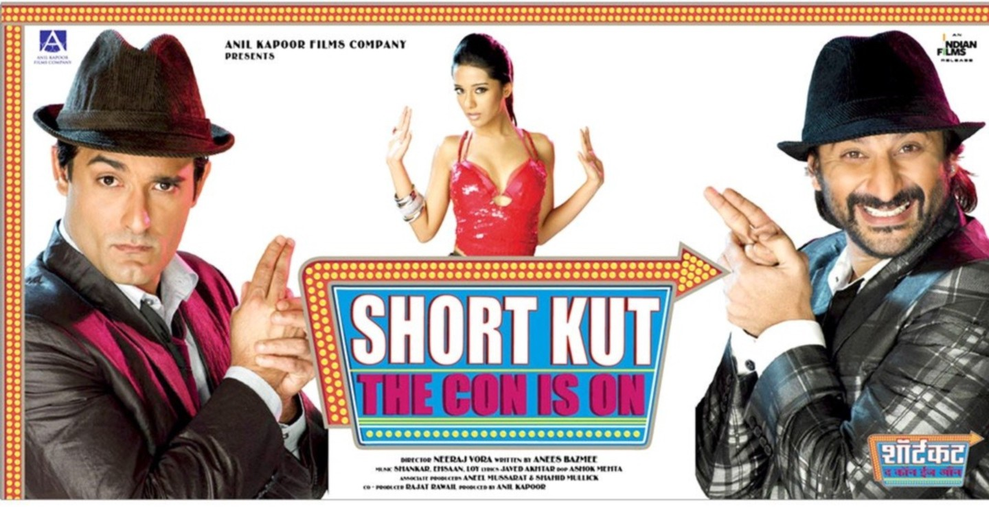 Shortkut - The Con Is On