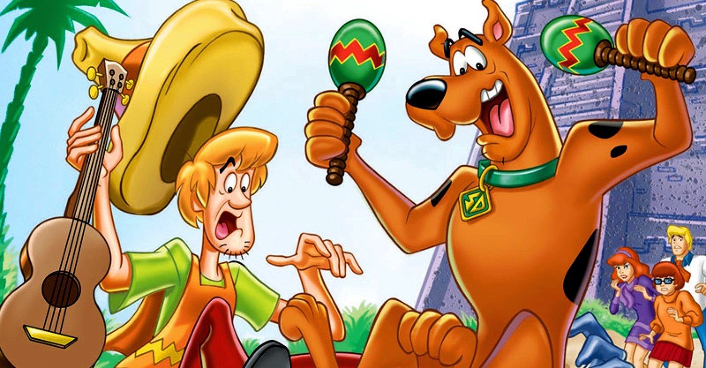 Scooby-Doo! and the Monster of Mexico backdrop 1