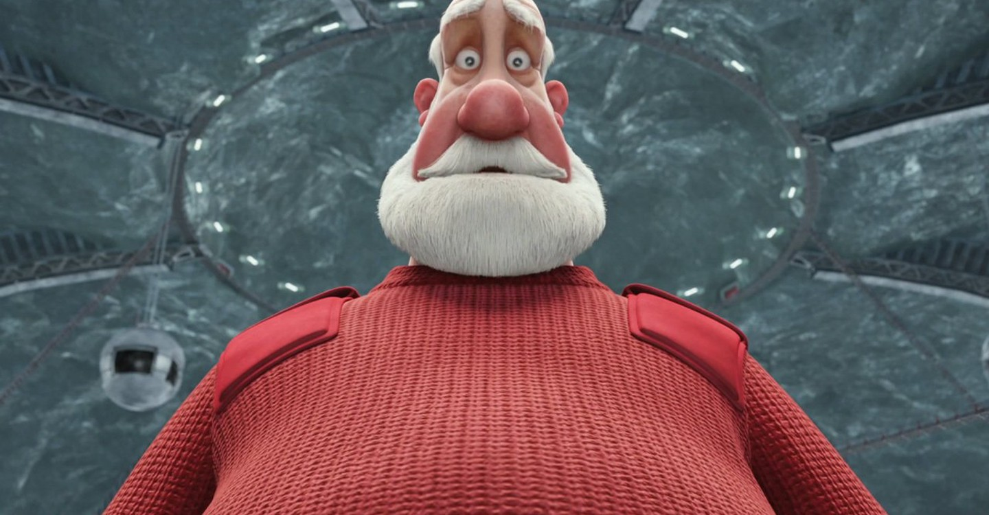 arthur christmas backdrop 1 - Arthur Christmas Full Movie Online