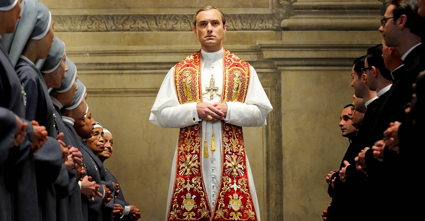 The Young Pope backdrop 1