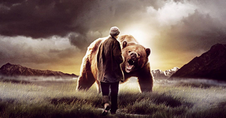 A grizzlyember