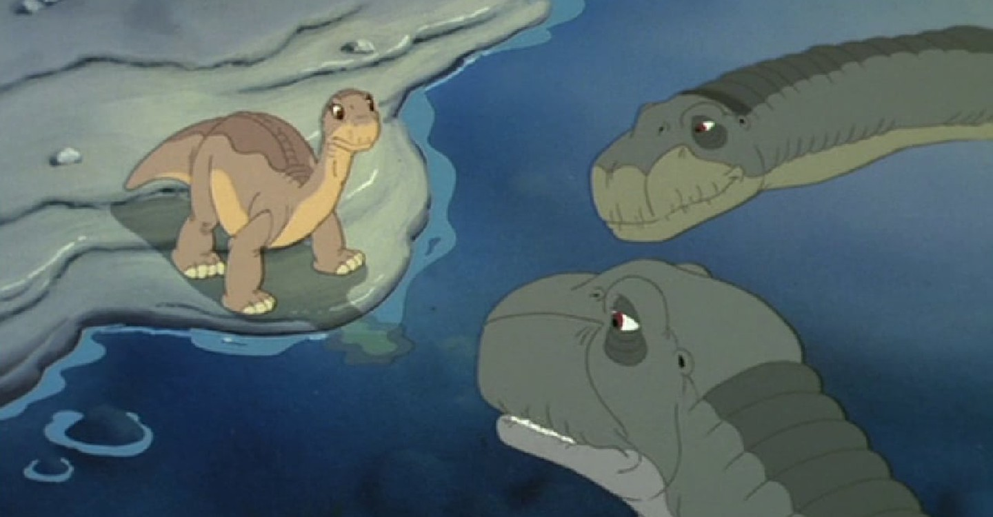 The Land Before Time II: The Great Valley Adventure backdrop 1