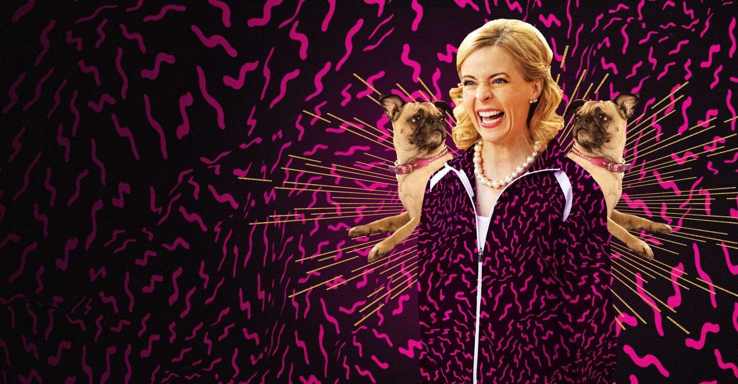 Lady Dynamite backdrop 1