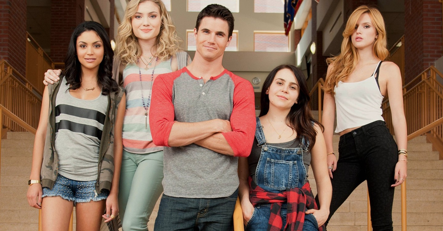 The DUFF backdrop 1