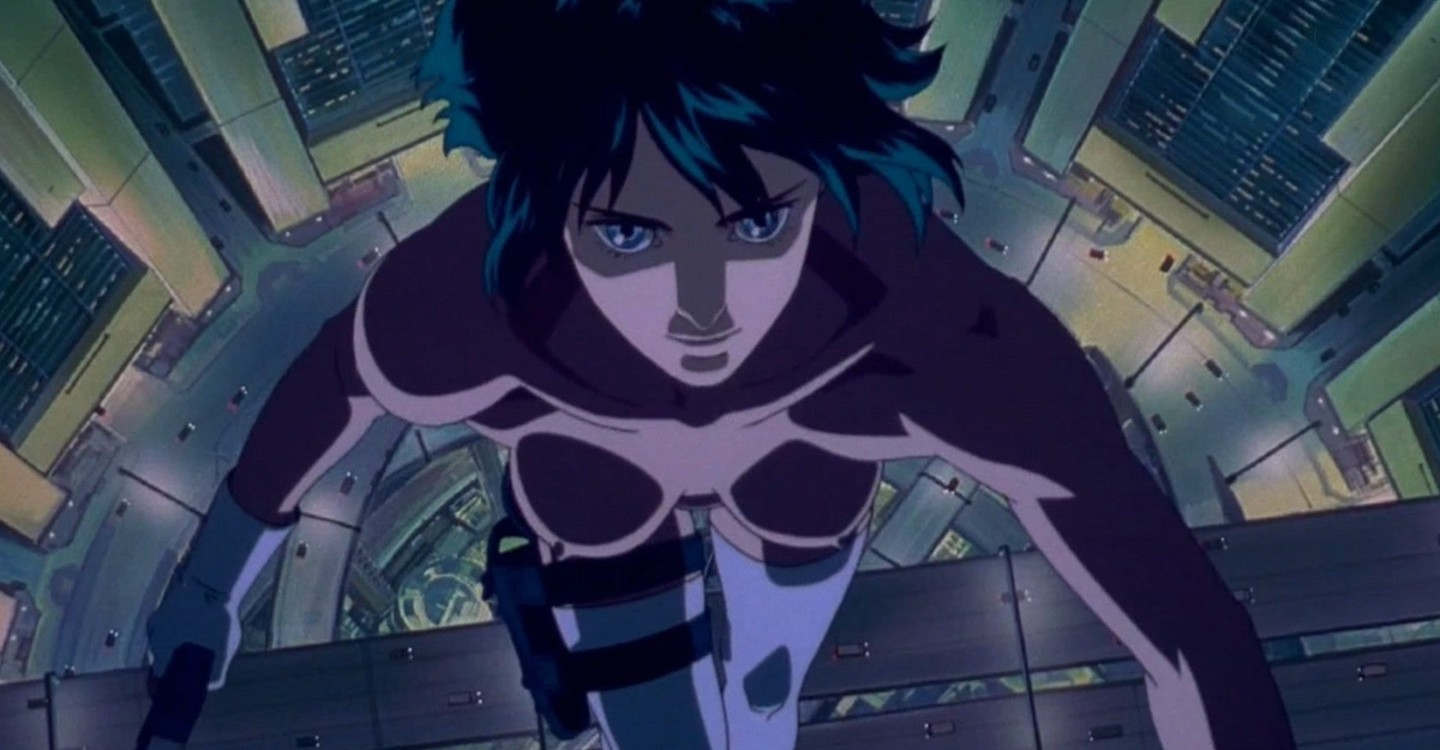 Ghost In The Shell Movie Watch Stream Online