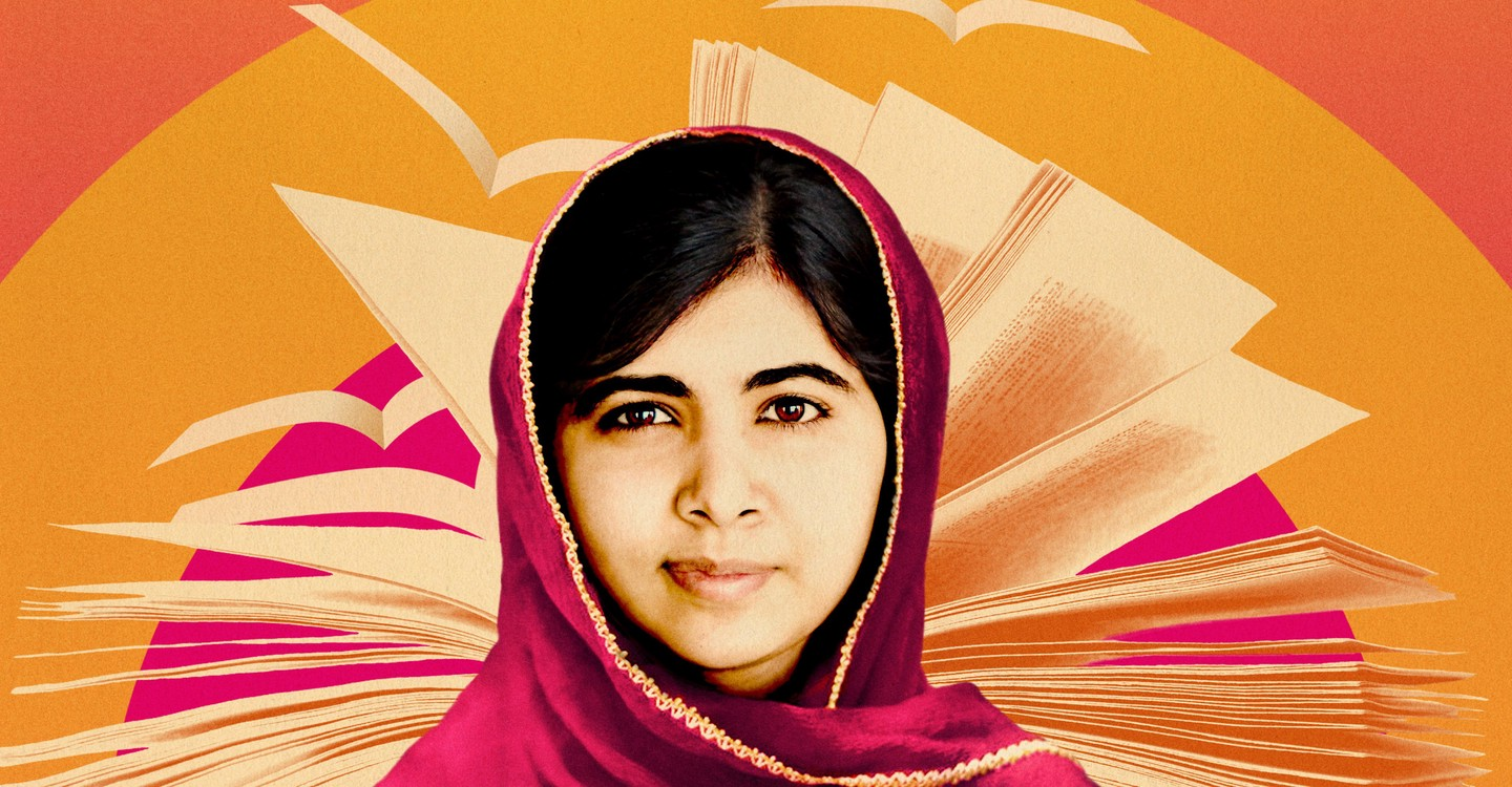 He Named Me Malala backdrop 1
