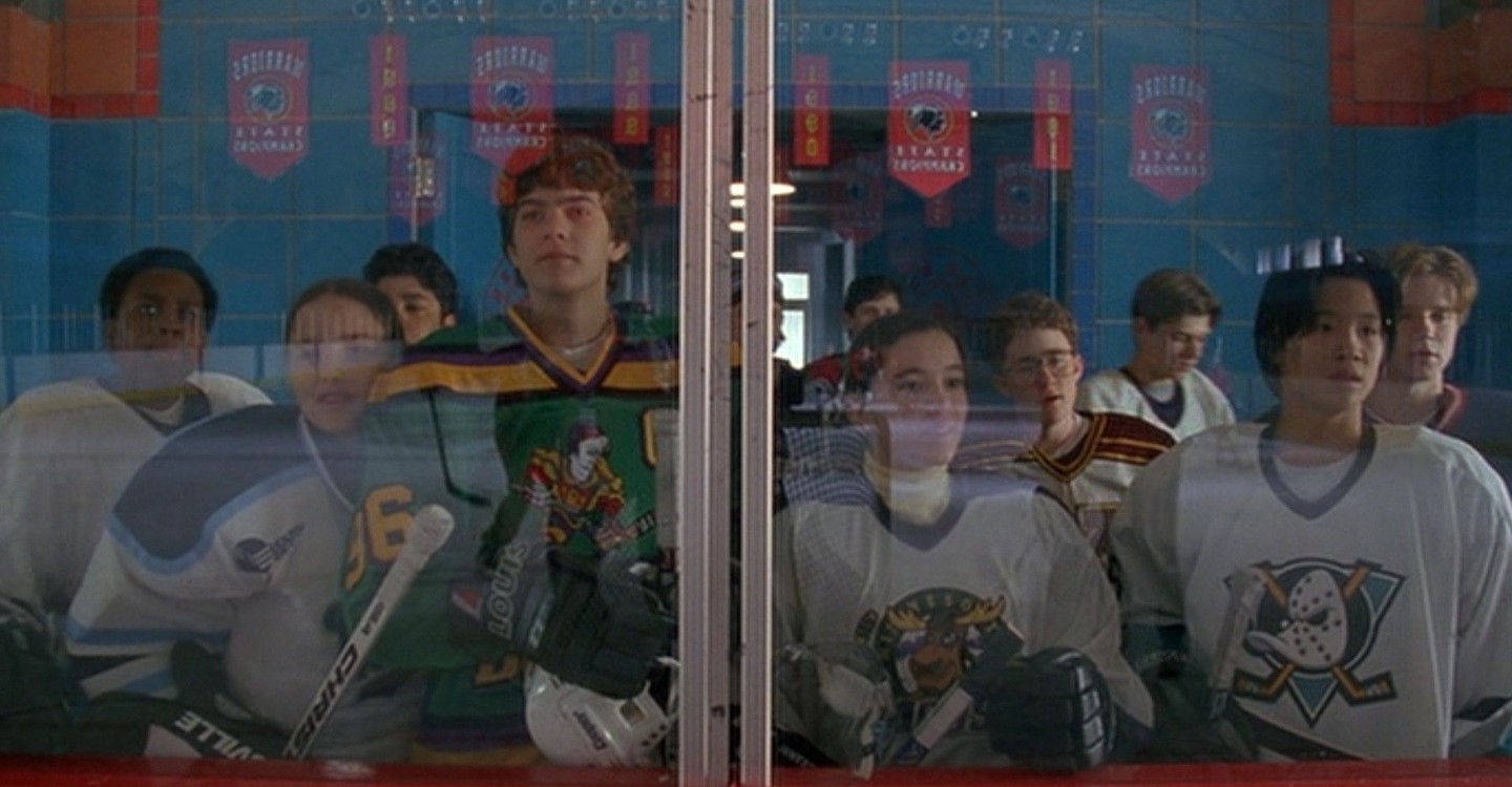 D3: The Mighty Ducks backdrop 1
