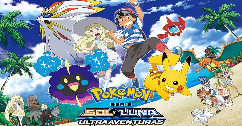 Pokemon The Series: Sun & Moon