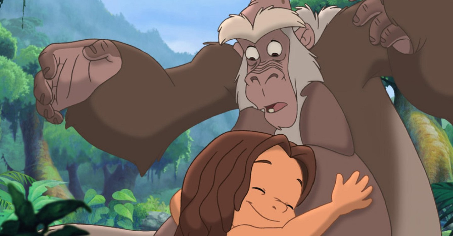 Tarzan II HD buy