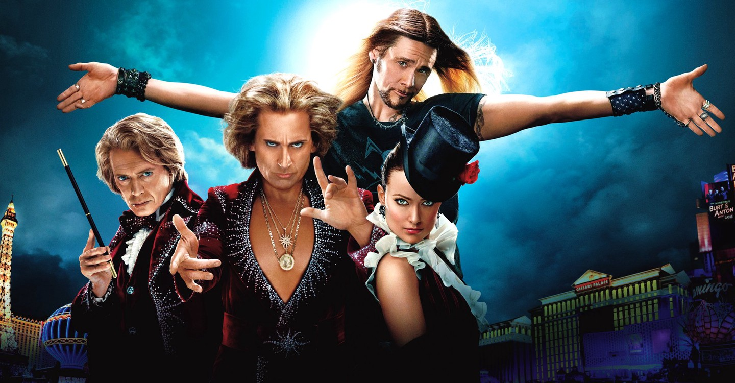 the incredible burt wonderstone movie online free