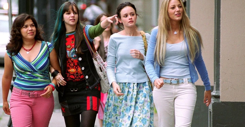 The Sisterhood of the Traveling Pants backdrop 1