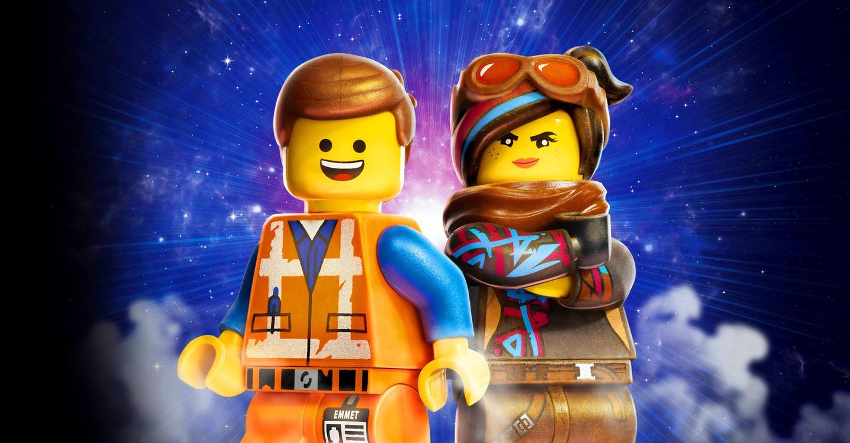 La LEGO película 2 backdrop 1