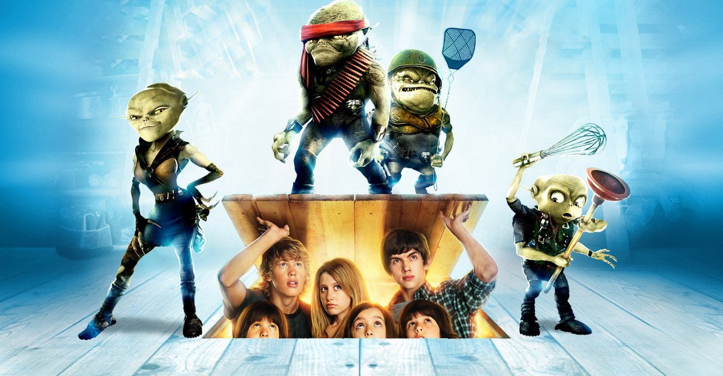 Aliens In The Attic Movie Watch Streaming Online