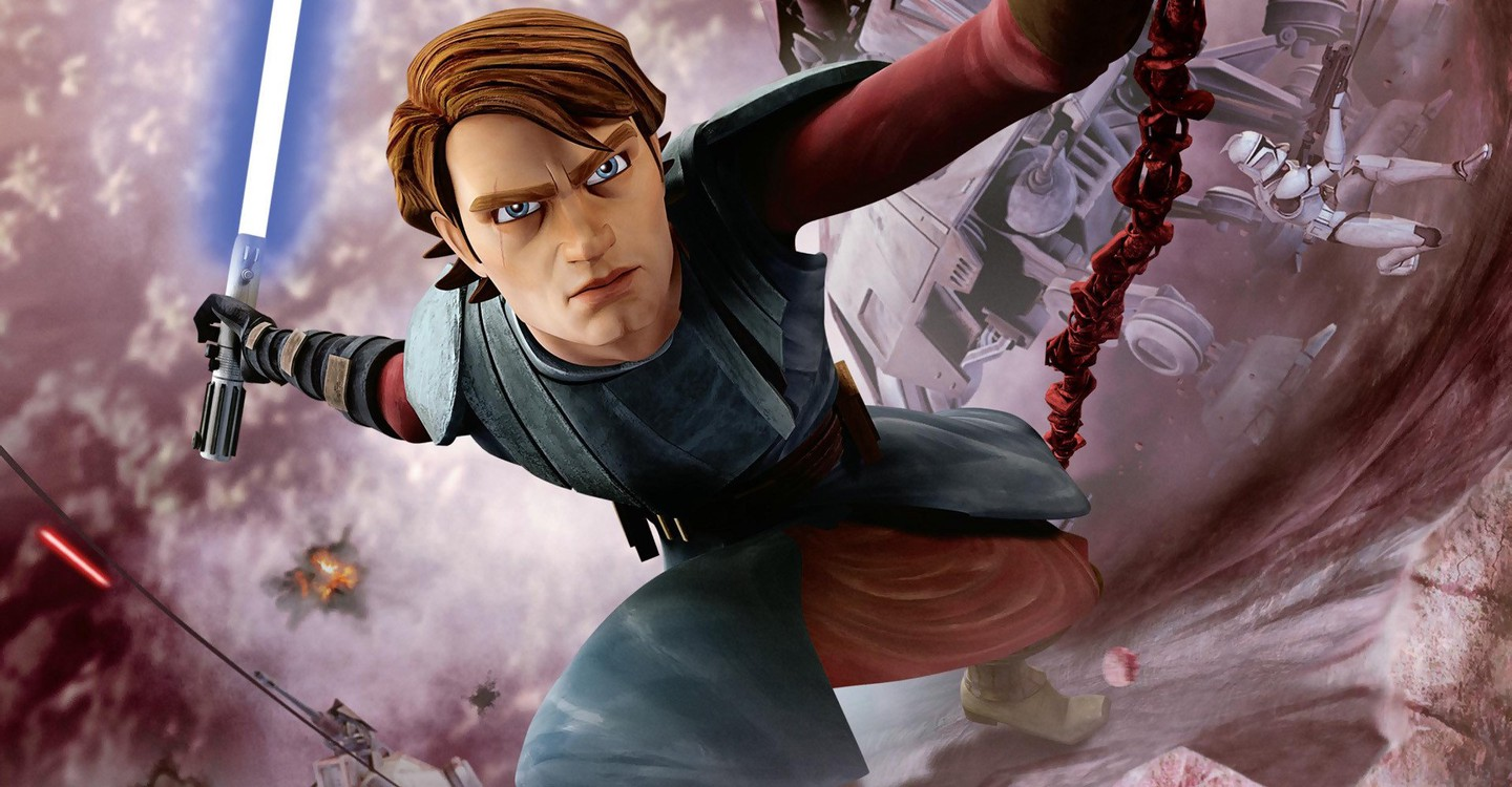 Star Wars: The Clone Wars backdrop 1