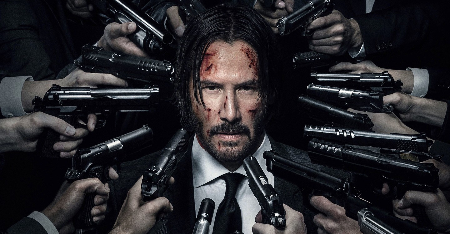 John Wick: Chapter 2 backdrop 1