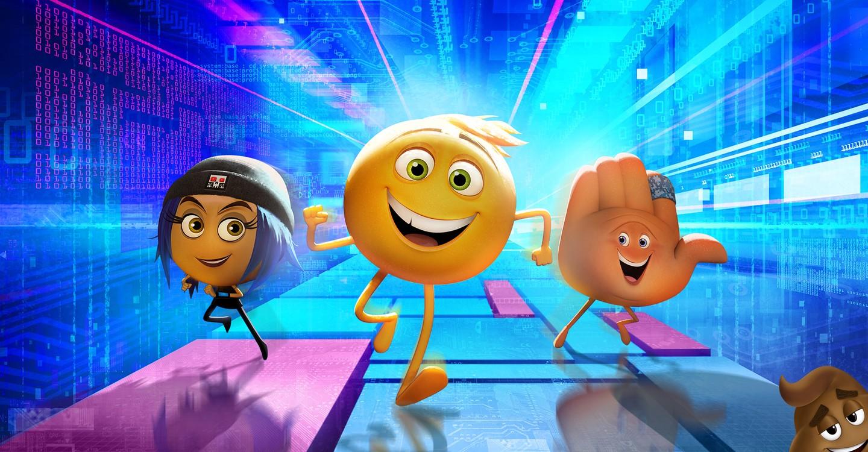 Emoji Filmul. Aventura zâmbăreților
