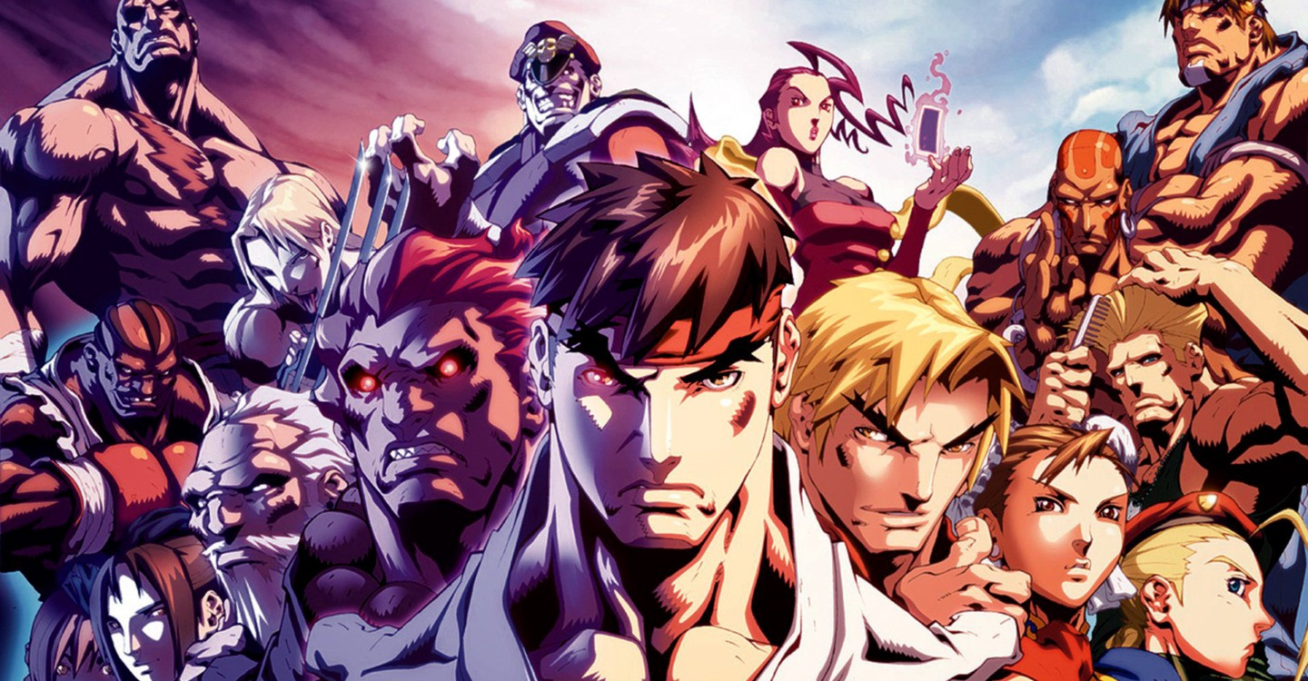 Street Fighter Ii The Animated Movie Streaming