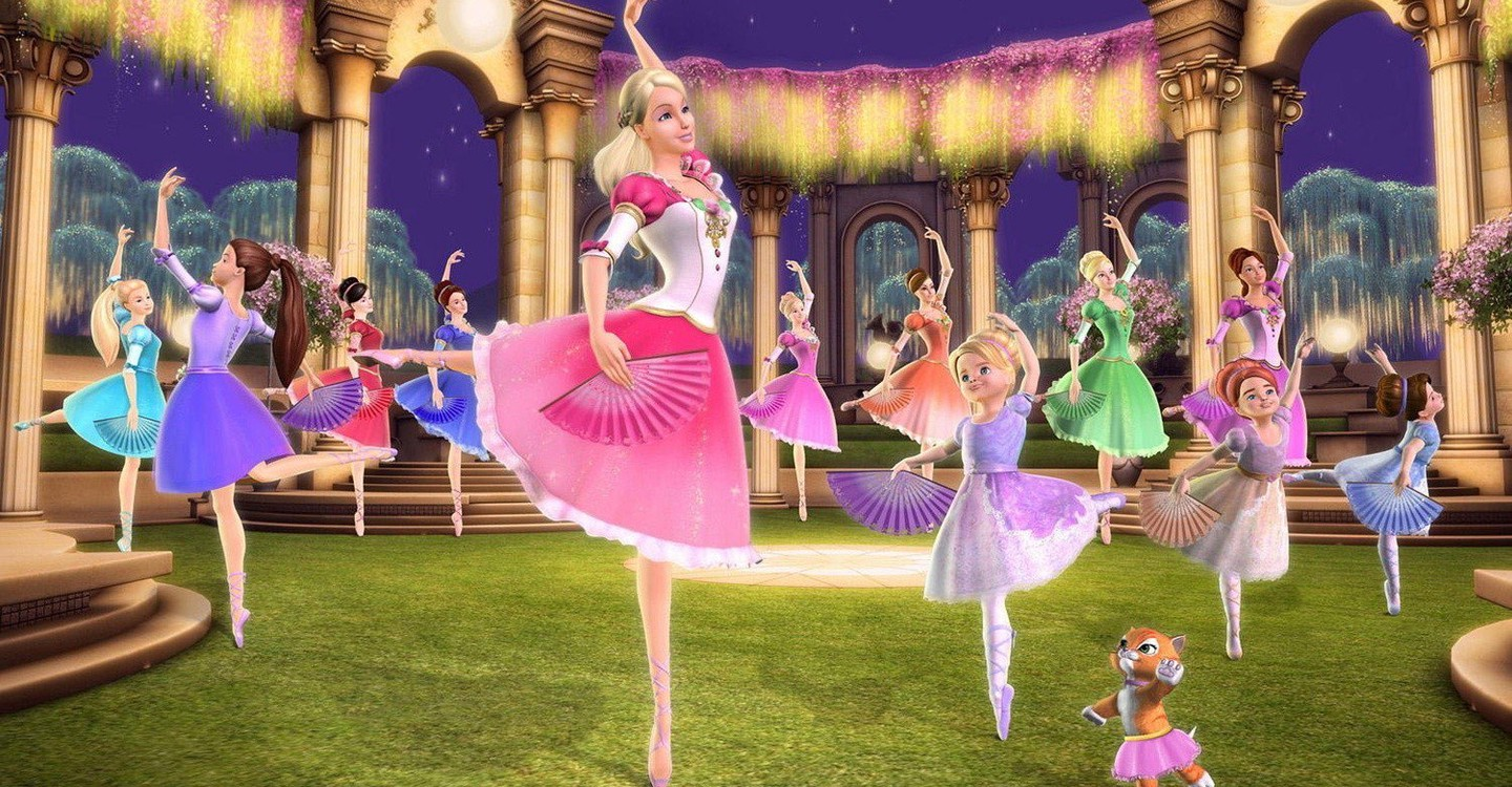 Resultado de imagem para barbie and the 12 dancing princess