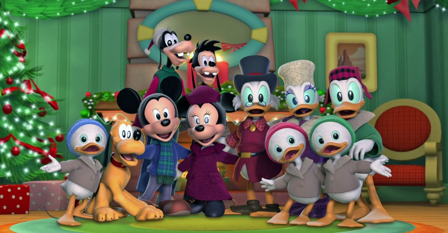 Mickey S Twice Upon A Christmas Stream Online