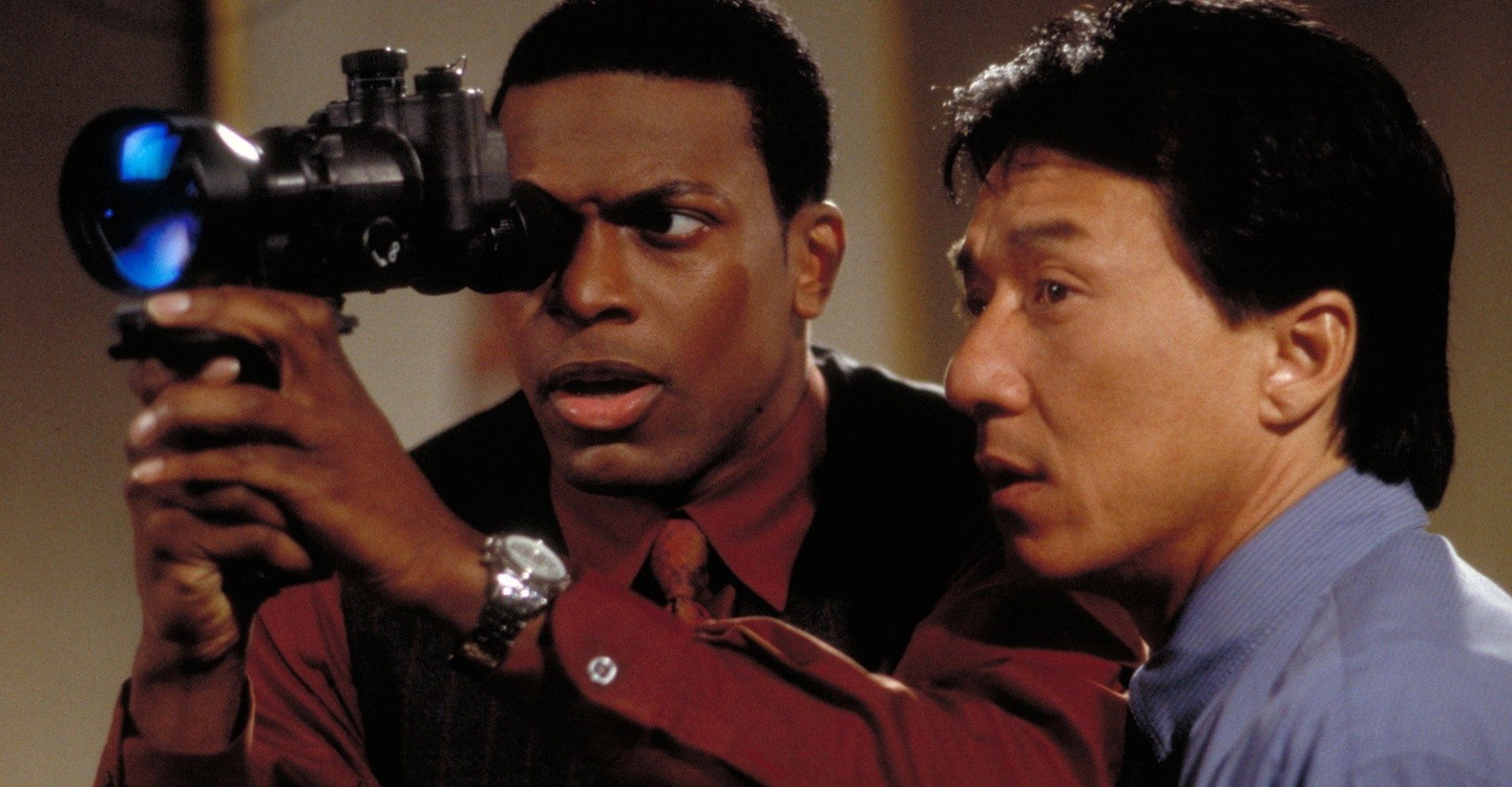 Rush Hour 2 Movie Where To Watch Streaming Online