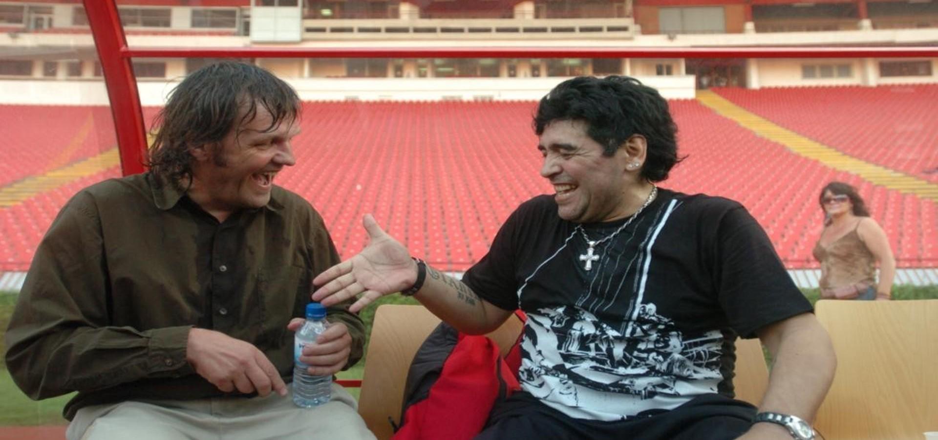 Maradona Di Kusturica Film Guarda Streaming Online