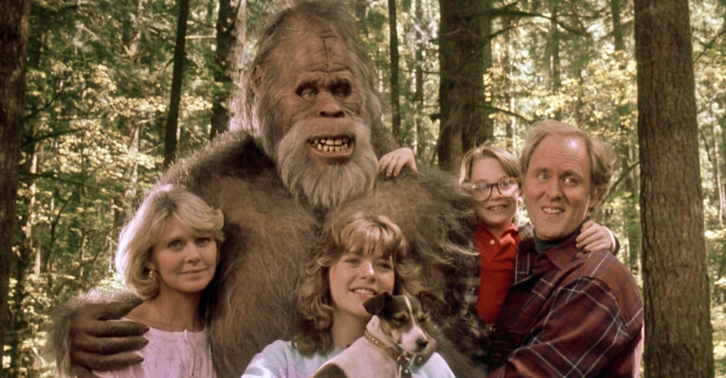 Harry and the Hendersons streaming: watch online