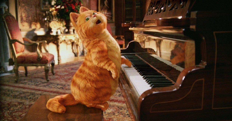 Garfield 2: O poveste a două pisici