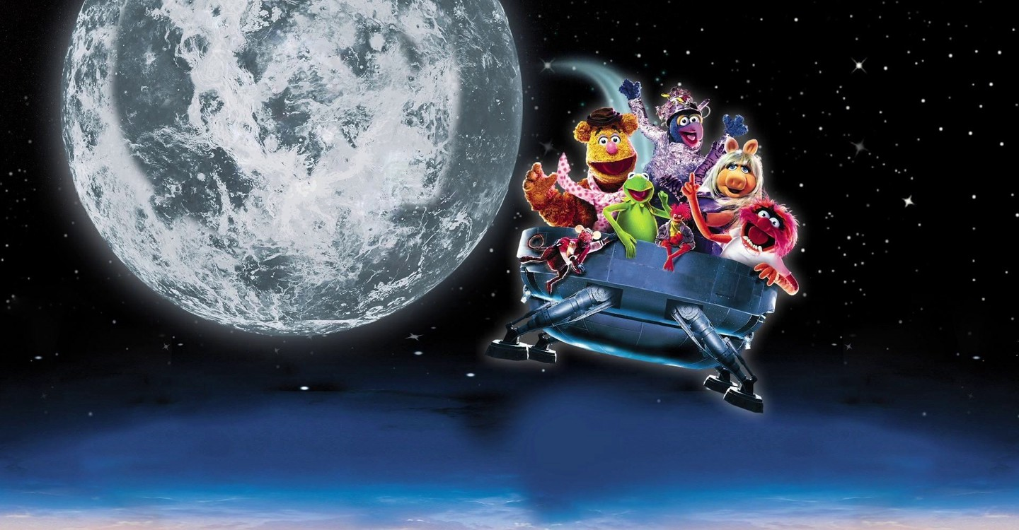 Muppets from Space backdrop 1
