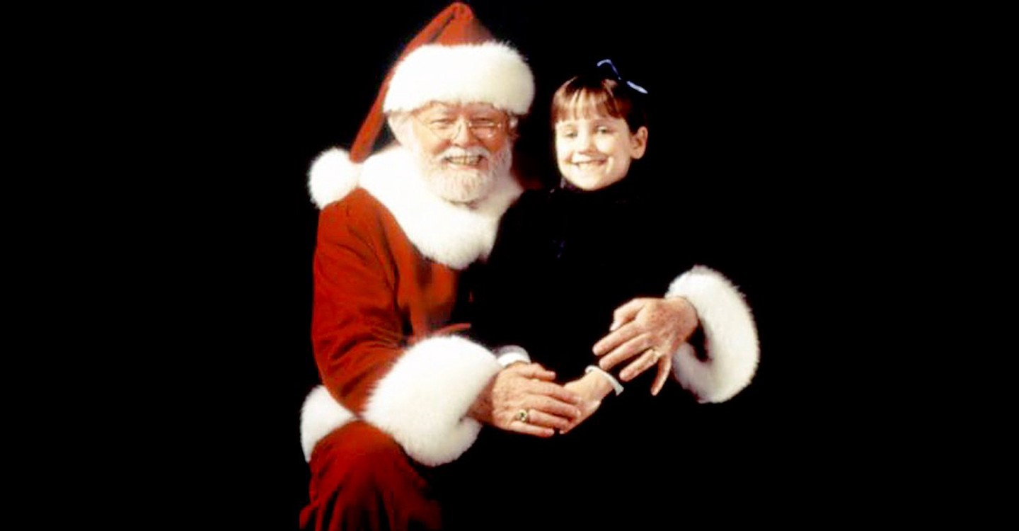 Miracle On 34th Street Backdrop 1