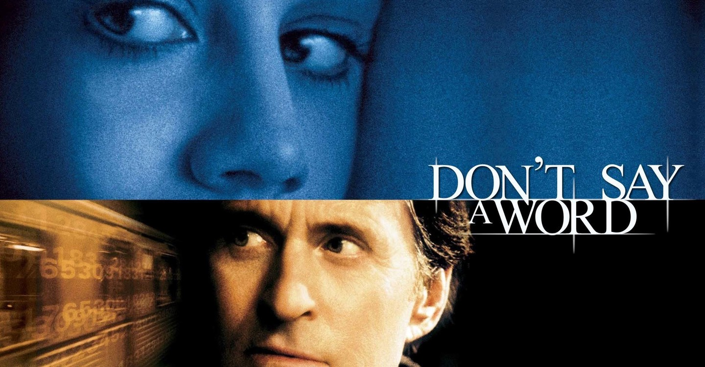 Don't Say a Word backdrop 1