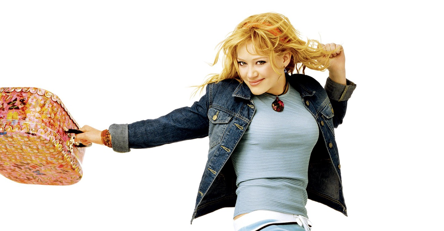 The Lizzie McGuire Movie backdrop 1
