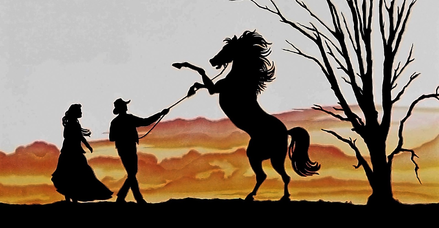 The Man from Snowy River backdrop 1