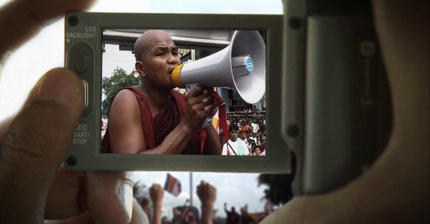 Burma VJ: Reporting from a Closed Country backdrop 1