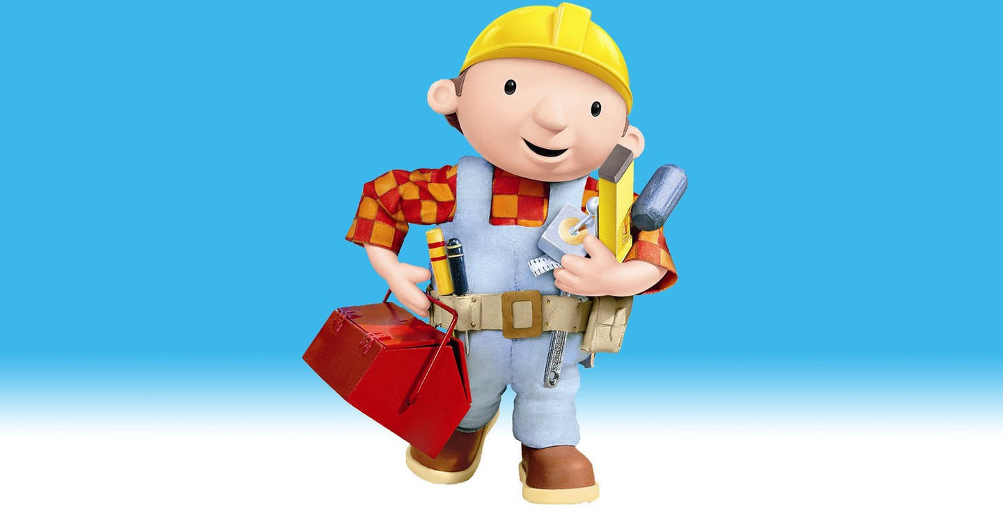 bob the builder a christmas to remember backdrop 1 - Bob The Builder A Christmas To Remember
