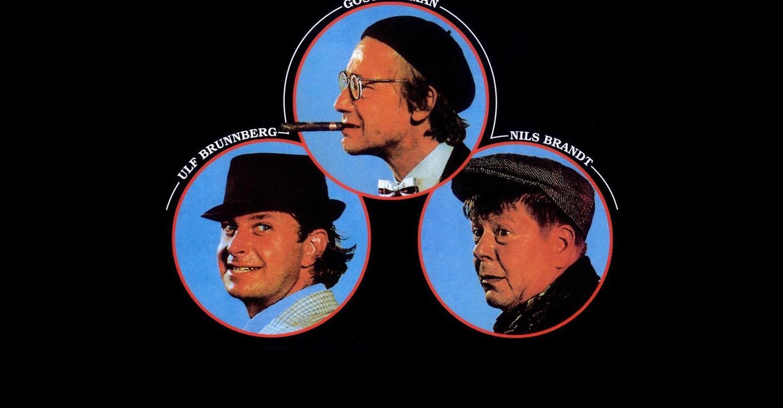 The Jönsson Gang & Dynamite Harry backdrop 1