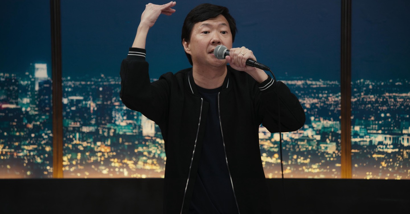 Ken Jeong: You Complete Me, Ho backdrop 1