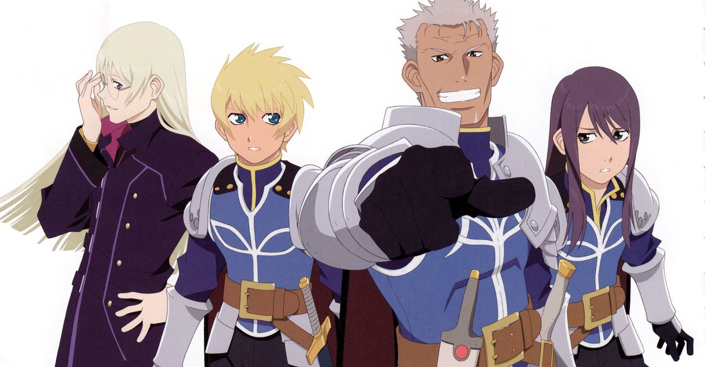 Tales Of Vesperia The First Strike Streaming