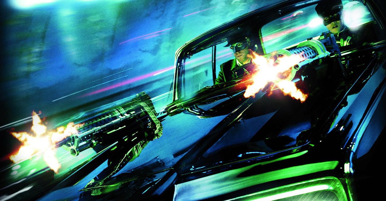 Green Hornet Stream